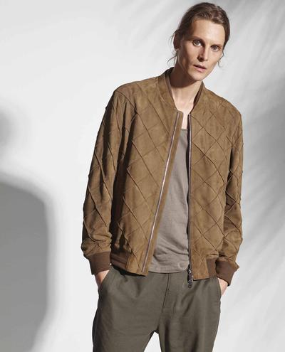 Toore Light Suede Jacket 1010029290063