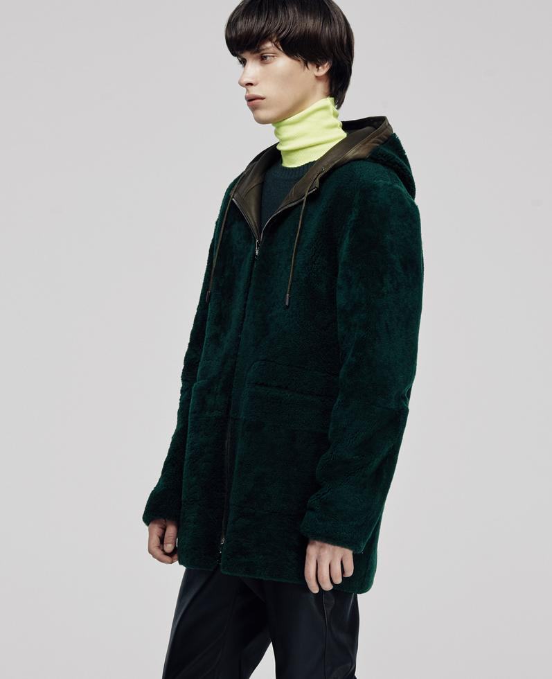 Martin Shearling Coat 1010030752021