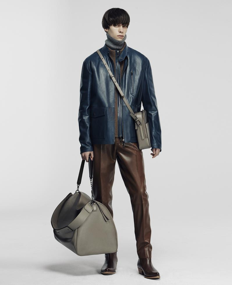 Alfonso Leather Jacket 1010030695015