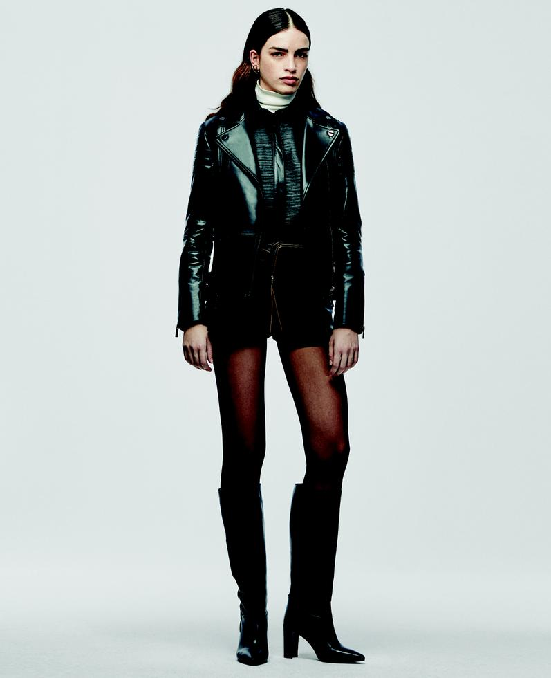 Daniela Leather Jacket 1010030598015
