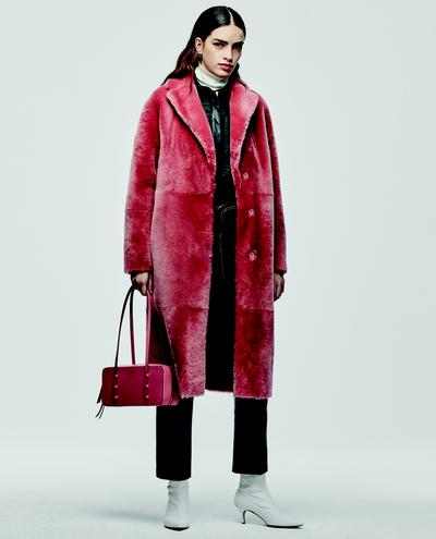 Amalita Shearling Coat 1010030634003