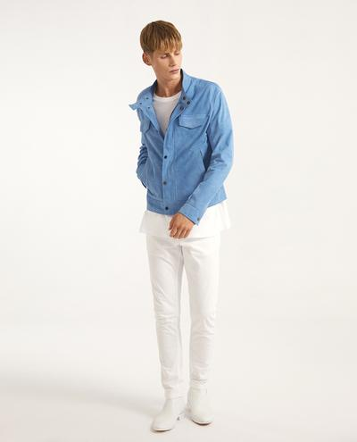 Vicente Suede Jacket | K12649 1010031059080