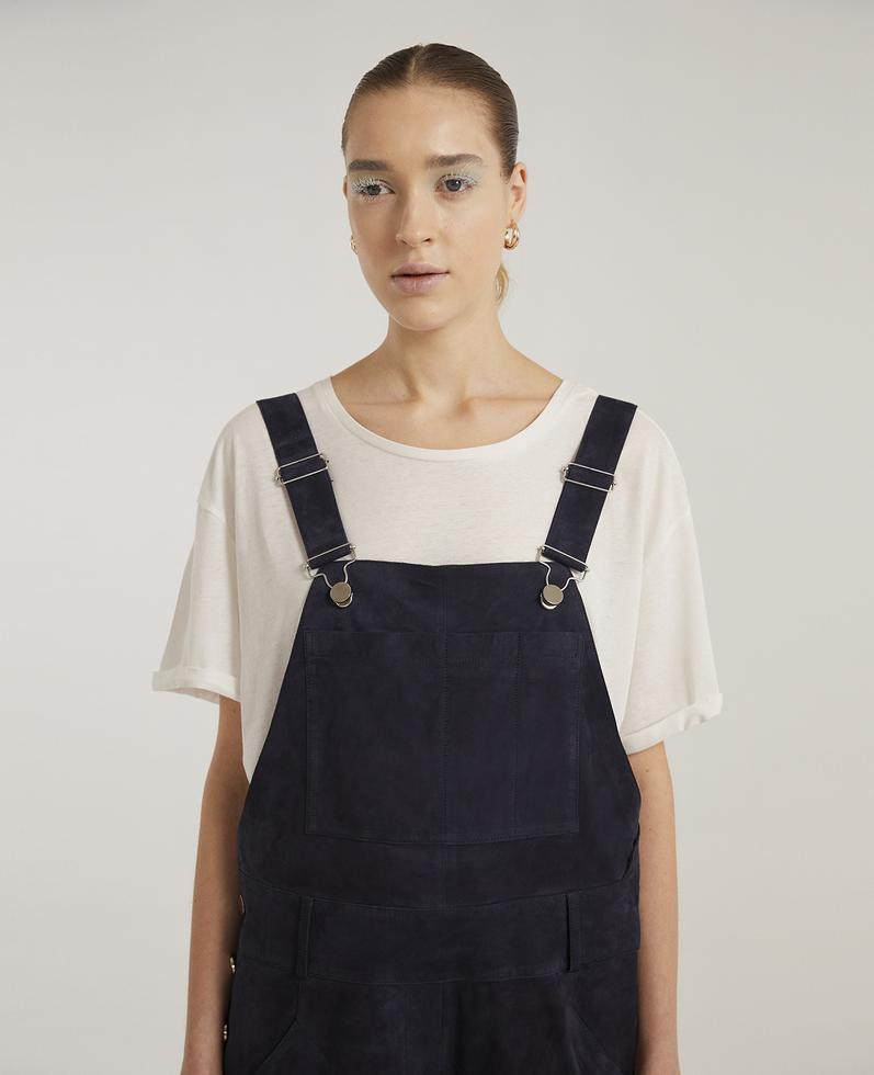 Arcelia Suede Overall | K12703 1010031097011