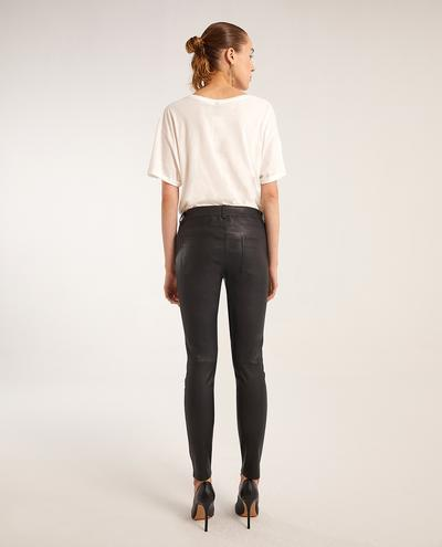 Daphne Leather Pants | K11073. 1010031103013