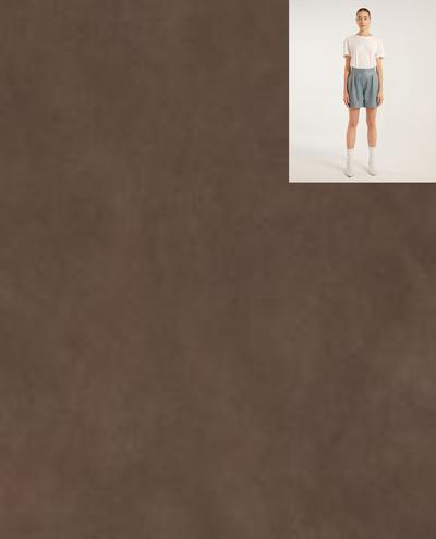 Ariana Leather Shorts | K12666 1010031087059